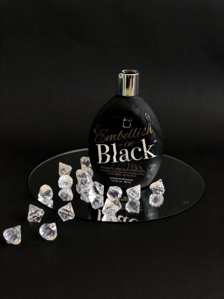 Taz Aszu Embellish in black 400ml advanced 200X black bronzer